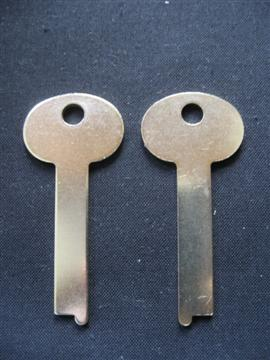 Sargent & Greenleaf 4440 Key Blanks